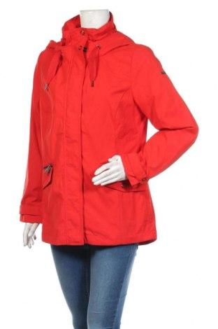 Γυναικείο μπουφάν Tom Tailor, Μέγεθος L, Χρώμα Κόκκινο, 88% πολυεστέρας, 12% βαμβάκι, Τιμή 61,37€