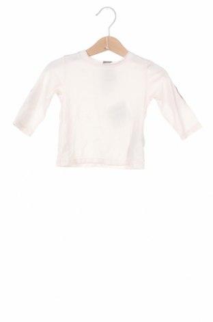 Παιδική μπλούζα Burberry, Μέγεθος 3-6m/ 62-68 εκ., Χρώμα Λευκό, 93% βαμβάκι, 7% ελαστάνη, Τιμή 31,36€