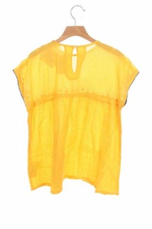 Παιδική μπλούζα Mo, Μέγεθος 13-14y/ 164-168 εκ., Χρώμα Κίτρινο, Βαμβάκι, Τιμή 11,06€