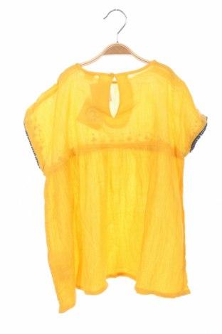 Παιδική μπλούζα Mo, Μέγεθος 11-12y/ 152-158 εκ., Χρώμα Κίτρινο, Βαμβάκι, Τιμή 11,06€