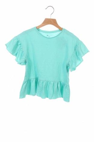 Παιδική μπλούζα ZY kids, Μέγεθος 6-7y/ 122-128 εκ., Χρώμα Μπλέ, Βαμβάκι, Τιμή 5,77€