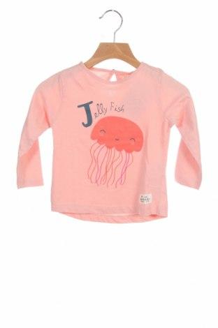 Παιδική μπλούζα ZY kids, Μέγεθος 9-12m/ 74-80 εκ., Χρώμα Ρόζ , Βαμβάκι, Τιμή 4,62€