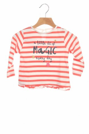 Детска блуза ZY kids, Размер 9-12m/ 74-80 см, Цвят Многоцветен, Памук, Цена 39,00лв.