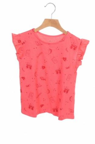 Детска блуза ZY kids, Размер 5-6y/ 116-122 см, Цвят Розов, Памук, Цена 11,60лв.