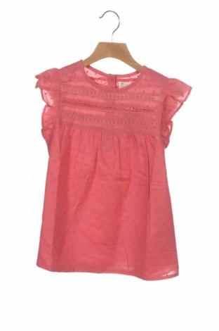 Bluză pentru copii ZY kids, Mărime 6-7y/ 122-128 cm, Culoare Roz, Bumbac, Preț 83,39 Lei