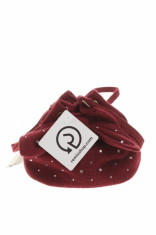 Детска чанта ZY kids, Цвят Червен, Текстил, Цена 26,46лв.