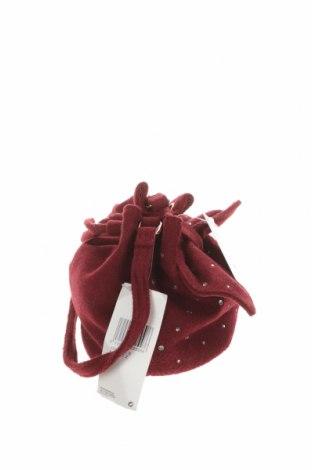 Детска чанта ZY kids, Цвят Червен, Текстил, Цена 7,56лв.