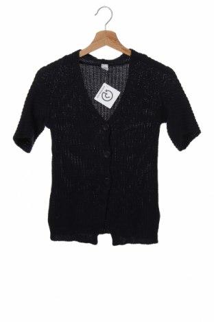 Pulover cu nasturi pentru copii Zara Kids, Mărime 8-9y/ 134-140 cm, Culoare Albastru, Bumbac, Preț 79,58 Lei