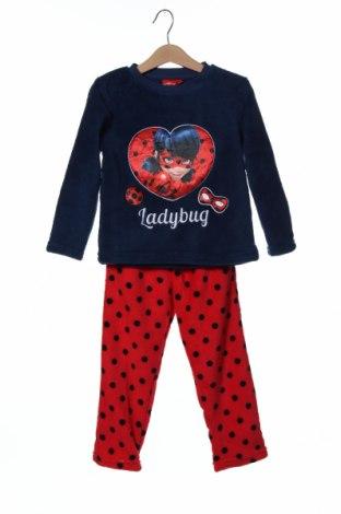 Детска пижама Mo, Размер 3-4y/ 104-110 см, Цвят Син, Полиестер, Цена 30,87лв.
