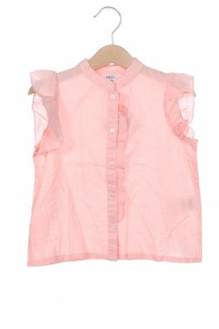 Παιδικό πουκάμισο Mo, Μέγεθος 2-3y/ 98-104 εκ., Χρώμα Ρόζ , Βαμβάκι, Τιμή 13,92€
