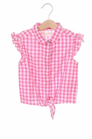 Παιδικό πουκάμισο ZY kids, Μέγεθος 3-4y/ 104-110 εκ., Χρώμα Ρόζ , Βαμβάκι, Τιμή 14,69€