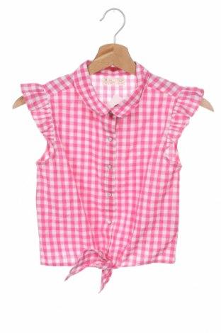 Παιδικό πουκάμισο ZY kids, Μέγεθος 10-11y/ 146-152 εκ., Χρώμα Ρόζ , Βαμβάκι, Τιμή 14,69€
