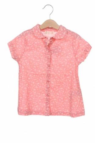 Παιδικό πουκάμισο ZY kids, Μέγεθος 5-6y/ 116-122 εκ., Χρώμα Ρόζ , Βαμβάκι, Τιμή 6,86€