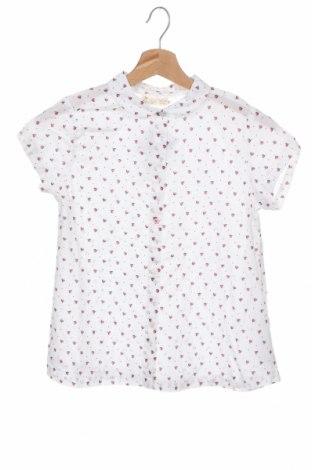 Παιδικό πουκάμισο ZY kids, Μέγεθος 12-13y/ 158-164 εκ., Χρώμα Λευκό, Βαμβάκι, Τιμή 6,86€