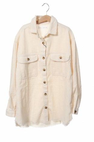 Παιδικό πουκάμισο Zara, Μέγεθος 13-14y/ 164-168 εκ., Χρώμα Εκρού, Βαμβάκι, Τιμή 10,39€