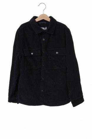 Детска риза Zara, Размер 8-9y/ 134-140 см, Цвят Син, Цена 22,05лв.