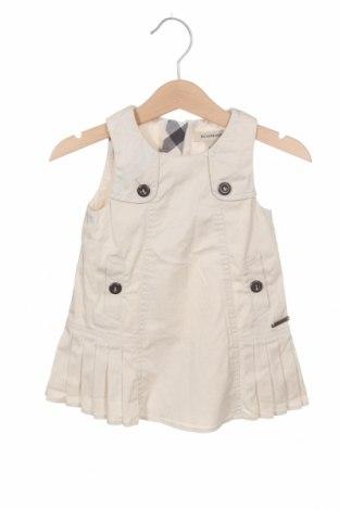 Παιδικό φόρεμα Burberry, Μέγεθος 3-6m/ 62-68 εκ., Χρώμα  Μπέζ, Τιμή 51,47€