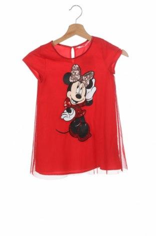 Παιδικό φόρεμα H&M, Μέγεθος 4-5y/ 110-116 εκ., Χρώμα Κόκκινο, Πολυεστέρας, Τιμή 11,60€