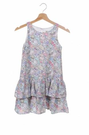 Rochie pentru copii H&M, Mărime 8-9y/ 134-140 cm, Culoare Multicolor, Poliester, Preț 59,21 Lei