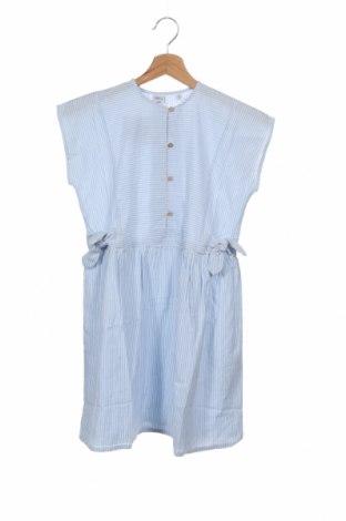 Rochie pentru copii Mo, Mărime 11-12y/ 152-158 cm, Culoare Albastru, Bumbac, Preț 104,77 Lei