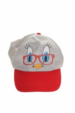 Παιδικό καπέλο Looney Tunes, Χρώμα Γκρί, 80% πολυεστέρας, 20% βαμβάκι, Τιμή 6,82€