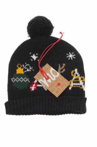 Παιδικό καπέλο Mo, Χρώμα Μπλέ, Ακρυλικό, Τιμή 7,92€