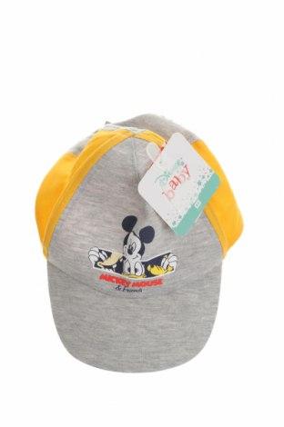 Παιδικό καπέλο ZY kids, Χρώμα Γκρί, Βαμβάκι, Τιμή 7,47€