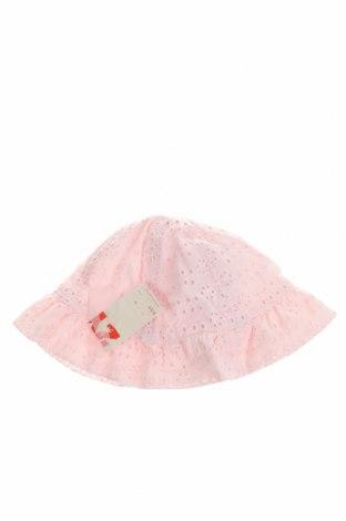 Dziecięca czapka ZY kids, Kolor Różowy, Bawełna, Cena 18,98zł