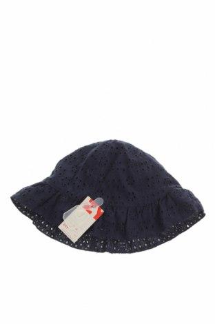 Детска шапка ZY kids, Цвят Син, Памук, Цена 6,67лв.