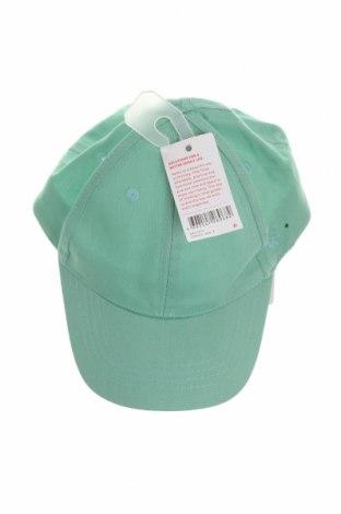 Παιδικό καπέλο ZY kids, Χρώμα Πράσινο, Βαμβάκι, Τιμή 7,47€