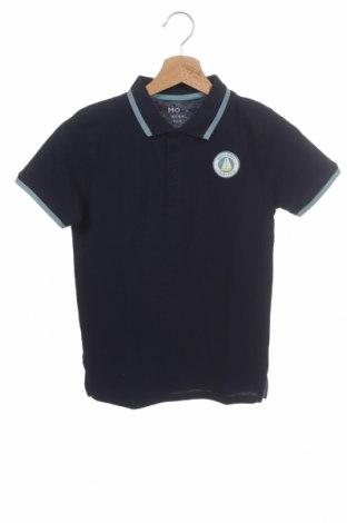 Παιδικό μπλουζάκι Mo, Μέγεθος 10-11y/ 146-152 εκ., Χρώμα Μπλέ, Βαμβάκι, Τιμή 7,37€