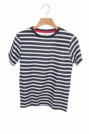 Детска тениска Mo, Размер 4-5y/ 110-116 см, Цвят Син, Памук, Цена 19,50лв.