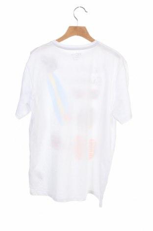 Παιδικό μπλουζάκι Mo, Μέγεθος 12-13y/ 158-164 εκ., Χρώμα Λευκό, 100% βαμβάκι, Τιμή 5,76€