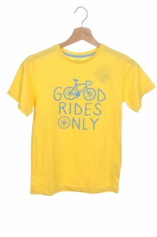 Παιδικό μπλουζάκι Mo, Μέγεθος 8-9y/ 134-140 εκ., Χρώμα Κίτρινο, Βαμβάκι, Τιμή 7,37€