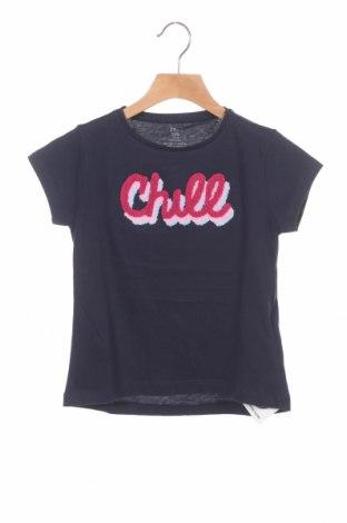 Dětské tričko  ZY kids, Velikost 3-4y/ 104-110 cm, Barva Modrá, Bavlna, Cena  207,00Kč
