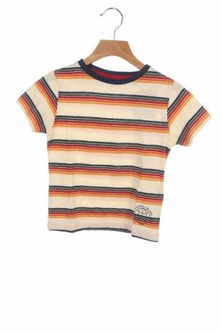 Детска тениска ZY kids, Размер 3-4y/ 104-110 см, Цвят Многоцветен, Памук, Цена 10,40лв.