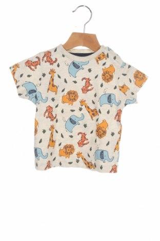 Детска тениска ZY kids, Размер 9-12m/ 74-80 см, Цвят Многоцветен, Памук, Цена 10,40лв.
