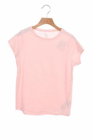Детска тениска ZY kids, Размер 12-13y/ 158-164 см, Цвят Розов, Памук, Цена 19,50лв.