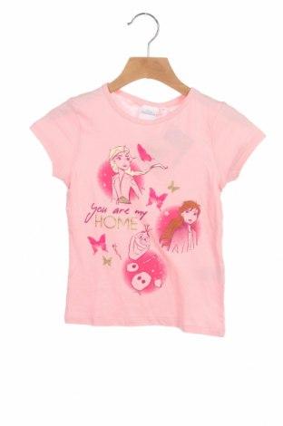Παιδικό μπλουζάκι Disney, Μέγεθος 3-4y/ 104-110 εκ., Χρώμα Ρόζ , Βαμβάκι, Τιμή 7,37€