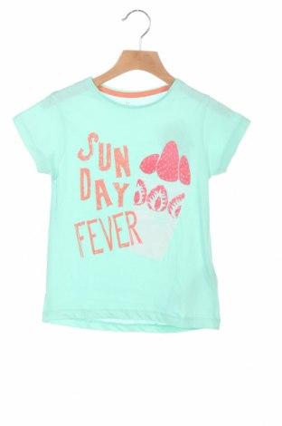 Παιδικό μπλουζάκι ZY kids, Μέγεθος 6-7y/ 122-128 εκ., Χρώμα Πράσινο, 100% βαμβάκι, Τιμή 7,37€
