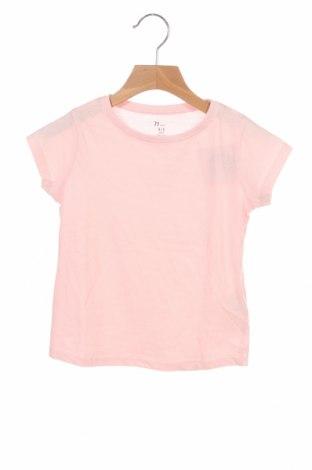 Детска тениска ZY kids, Размер 3-4y/ 104-110 см, Цвят Розов, Памук, Цена 9,12лв.