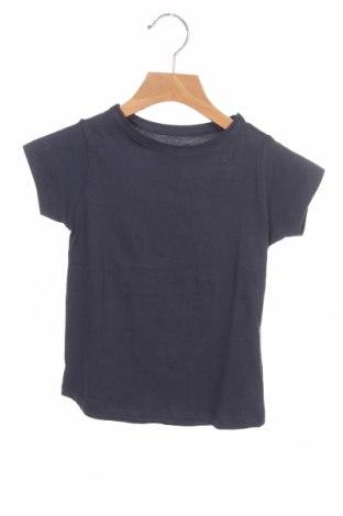 Детска тениска ZY kids, Размер 3-4y/ 104-110 см, Цвят Син, Памук, Цена 18,00лв.