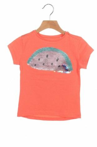 Παιδικό μπλουζάκι ZY kids, Μέγεθος 18-24m/ 86-98 εκ., Χρώμα Πορτοκαλί, 95% βαμβάκι, 5% ελαστάνη, Τιμή 6,70€