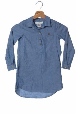 Dětská tunika  H&M, Velikost 5-6y/ 116-122 cm, Barva Modrá, Bavlna, Cena  228,00Kč