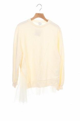 Dětská tunika  Zara, Velikost 12-13y/ 158-164 cm, Barva Krémová, 49% polyester, 48% bavlna, 3% elastan, Cena  319,00Kč