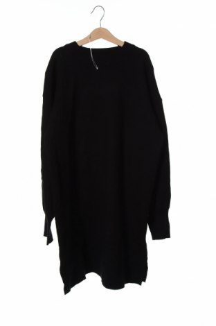 Dětská tunika  Zara, Velikost 13-14y/ 164-168 cm, Barva Černá, 46% viskóza, 28% polyester, 26% polyamide, Cena  370,00Kč