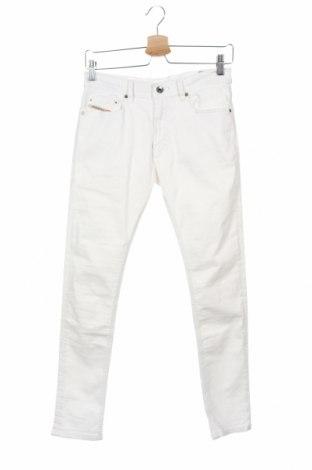 Παιδικά τζίν Diesel, Μέγεθος 12-13y/ 158-164 εκ., Χρώμα Λευκό, 91% βαμβάκι, 9% ελαστάνη, Τιμή 19,49€