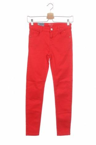 Παιδικά τζίν Mo, Μέγεθος 10-11y/ 146-152 εκ., Χρώμα Κόκκινο, 98% βαμβάκι, 2% ελαστάνη, Τιμή 15,88€