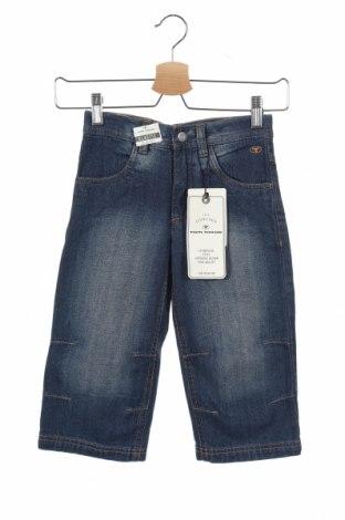 Dětské džíny  Tom Tailor, Velikost 5-6y/ 116-122 cm, Barva Modrá, Bavlna, Cena  198,00Kč