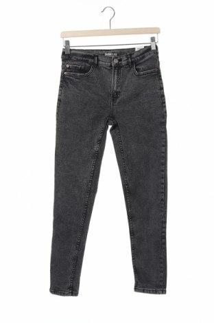 Παιδικά τζίν Zara, Μέγεθος 13-14y/ 164-168 εκ., Χρώμα Γκρί, 98% βαμβάκι, 2% ελαστάνη, Τιμή 20,10€